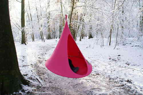 CACOON Hängezelt Single fuchsia