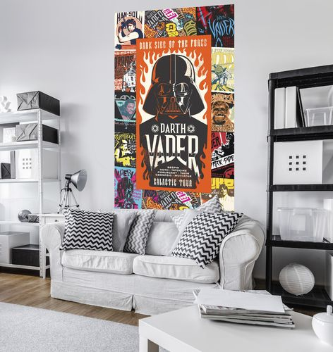 Komar Panel STAR WARS ROCK ON POSTERS