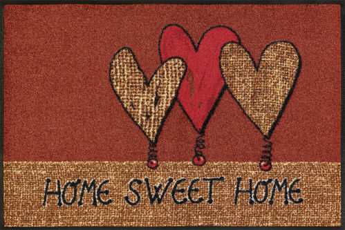 Fußmatte wash+dry by Kleen-Tex HOME HEARTS