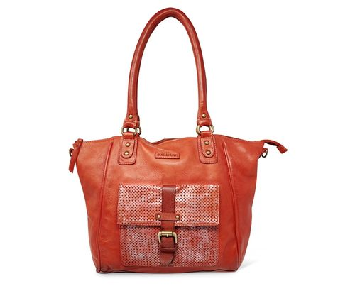 Bull & Hunt Henkeltasche BELLA LIGHT RED