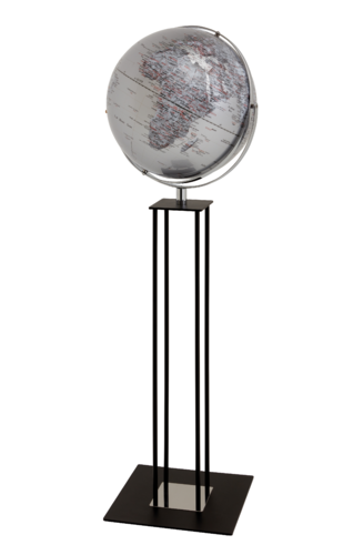 Standglobus emform WORLDTROPHY SILVER NIGHT